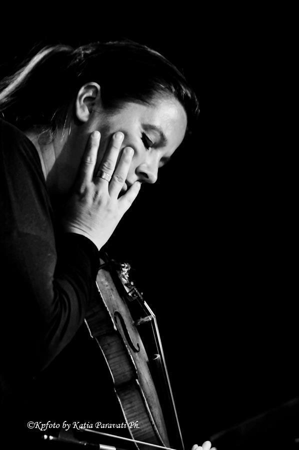 Minna Ernqvist violin